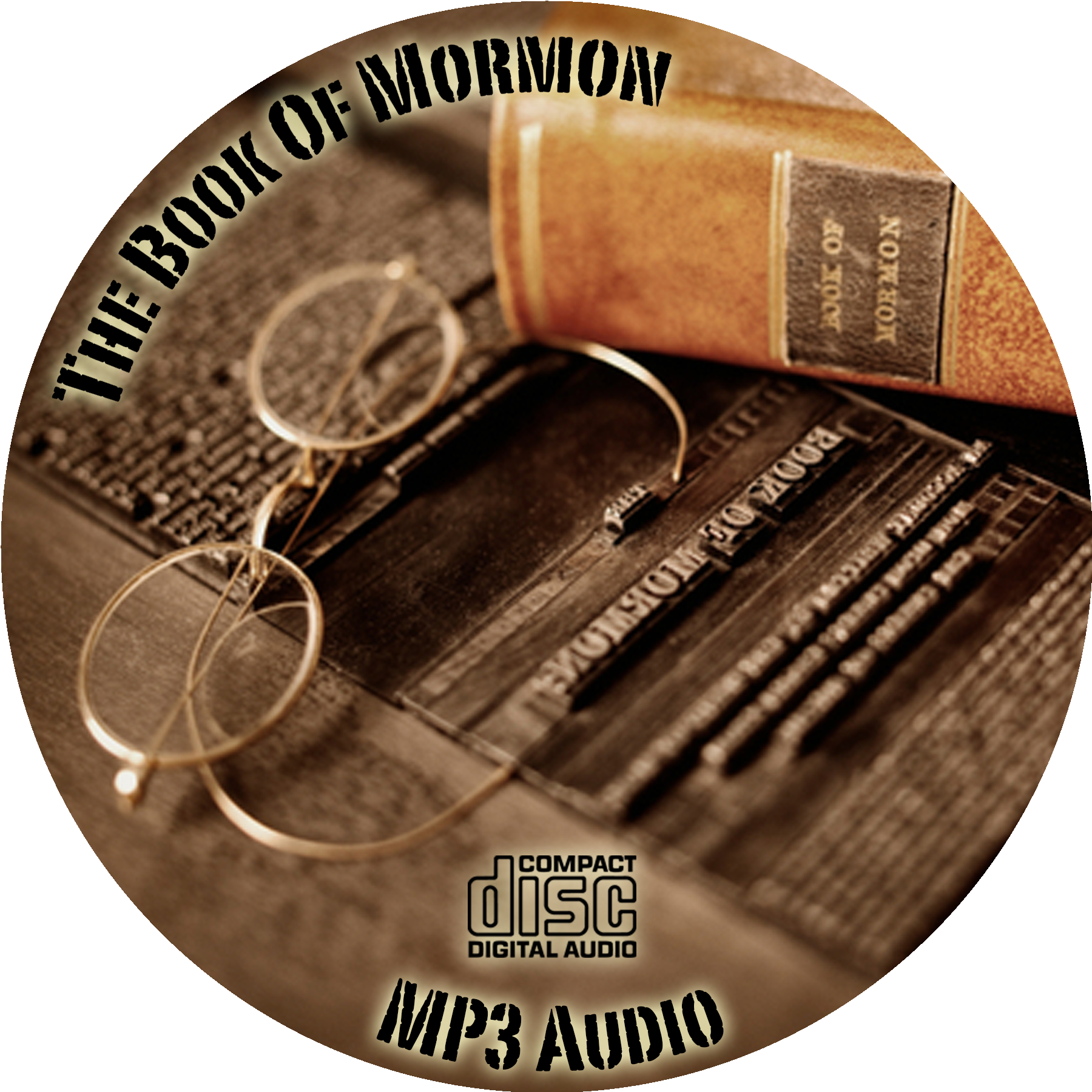Book Of Mormon Audio