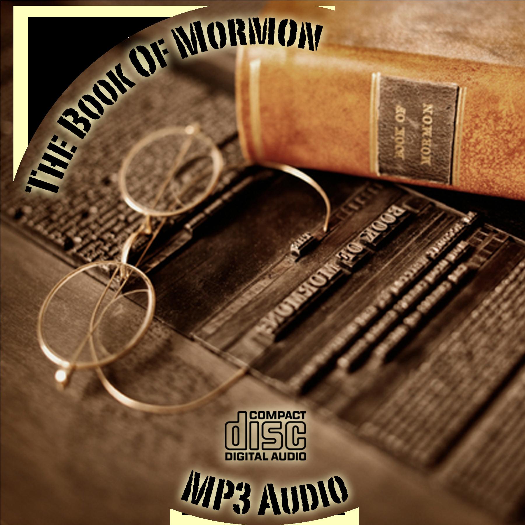 Book Of Mormon Audio